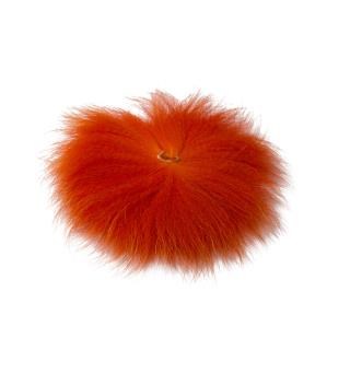 Arcticfox Tail Hot Orange The Fly Co