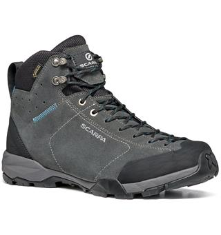 Scarpa Mojito Hike GTX Herre, Shark/ Lake Blue