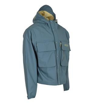 Vision Atom Jacket Steel Blue