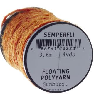 Semperfli Dry Fly Polyyarn Sunburst Orange