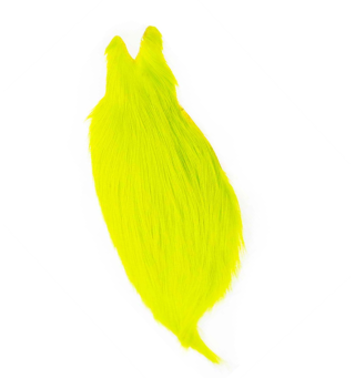 Whiting American Rooster Cape Fluo Yellow Chartreuse