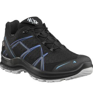 Haix BLACK EAGLE Adventure 2.2 WS 36/3,5 GTX, Black/Midnight, Low