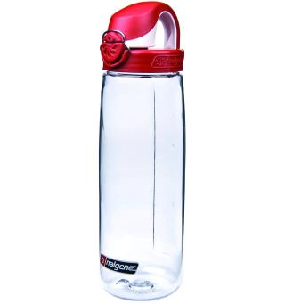 Nalgene On the fly Fire Red Drikkeflaske 0,65 liter