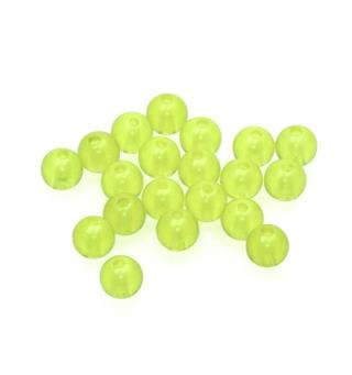 Articulated Beads - Yellow 6mm