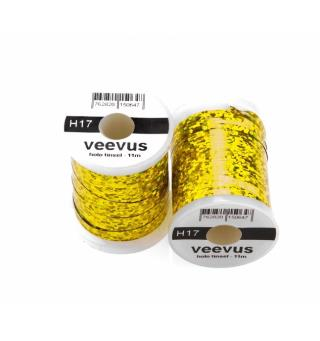 Veevus Holo Tinsel Yellow