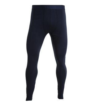 Tufte Bambull Long Johns Longs S Blueberry/Mood Indigo - herre