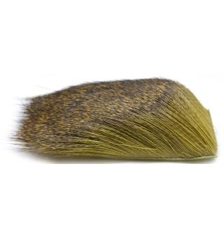 Tiny Muddler Hair Green Olive FutureFly