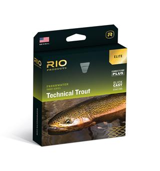 Rio Elite Technical Trout Sky Blue/Peach/Gray