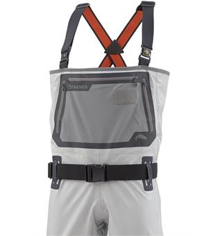 Simms G3 Guide stockingfoot MKS Cinder