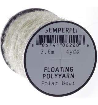 Semperfli Dry Fly Polyyarn Polar Bear