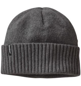 Patagonia Brodeo Beanie Feather Grey One Size