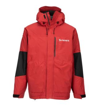 Simms Challenger Insulated Jacket S Auburn Red