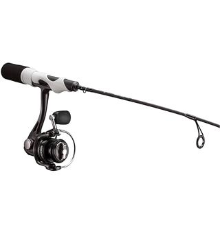 "13 Fishing Wicked Longstem Ice Combo 25"" M"