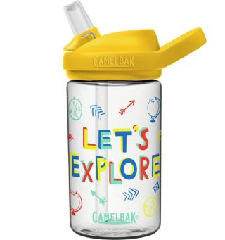 CamelBak Eddy+ Kids Bottle 0,4L Let's Explore