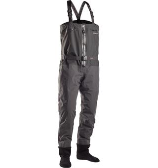 Guideline HD Sonic Zip Wader Graphite/Charcoal