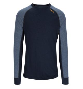 Tufte Bambull Crew Neck - Switch Rundhals - herre