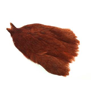 Whiting Hen Cape Fiery Brown