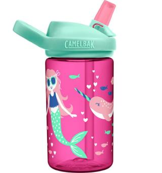 CamelBak Eddy+ Kids Bottle 0,4L Mermaids & Narwhals