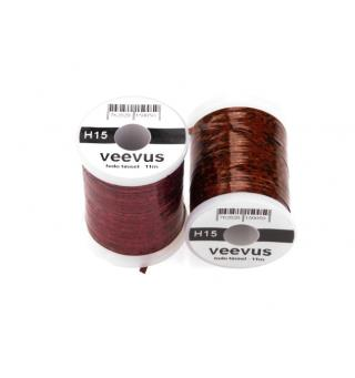 Veevus Holo Tinsel Brown