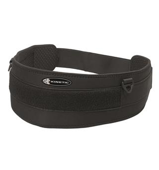Kinetic Superior Wading Belt XL/XXL Sort vadebelte