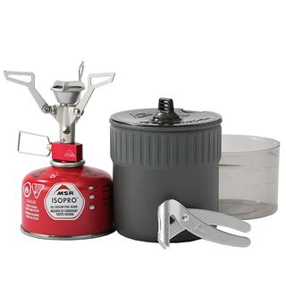 MSR PocketRocket 2 Mini Stove Kit Matlagningssett for 1 person
