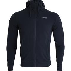 Tufte Hoodie Jacket L Hettejakke, Blueberry/Phantom