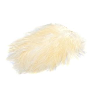 Feathermaster Rooster Cape White