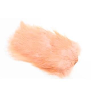 Whiting Rooster Saddle Salmon Pink