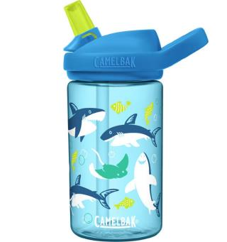 CamelBak Eddy+ Kids Bottle 0,4L Sharks and Rays