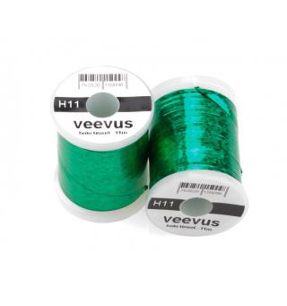 Veevus Holo Tinsel Green