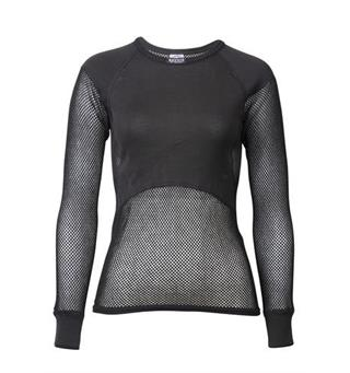 Brynje W's Super Thermo Shirt Netting trøye med lang arm