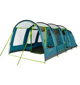 Coleman Castle Pines 4L Blackout Tunneltelt for 4 personer