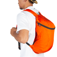 Ticket To The Moon Mini BackPack Orange