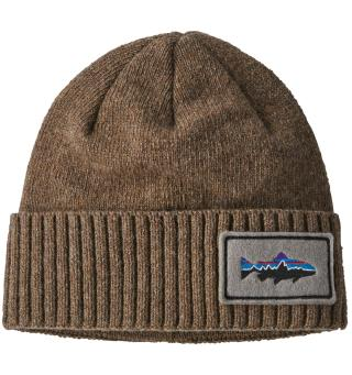 Patagonia Brodeo Beanie Ash Tan One Size