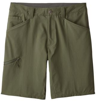 Patagonia Quandary Shorts 10' S Industrial Green, herre