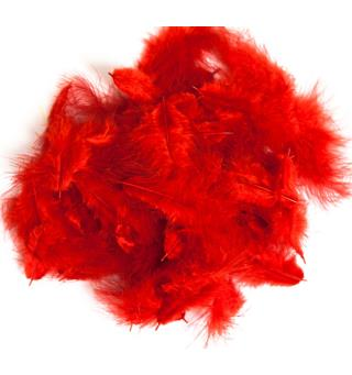 Mini-Marabou - Red Wapsi