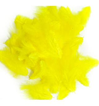 Mini-Marabou - Yellow Wapsi
