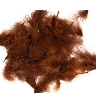 Mini-Marabou - Brown Wapsi